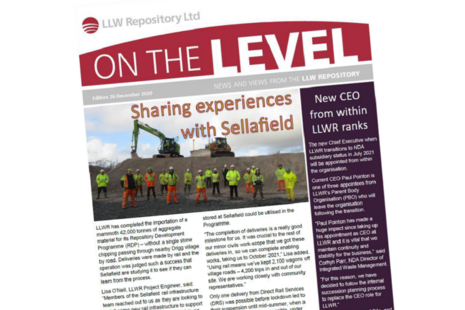 On The Level - Issue 26 December 2020