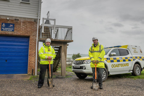 HM Coastguard Radio Network Investment