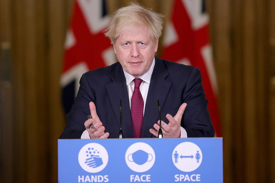 Prime Minister at coronavirus briefing