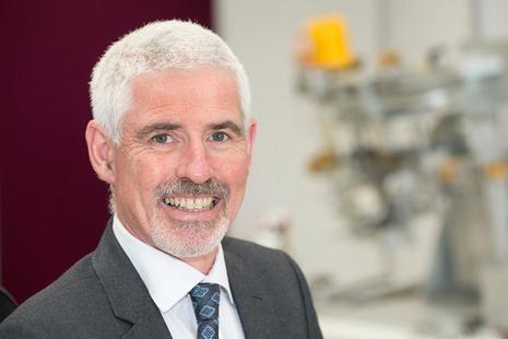Dr Robert Buckingham OBE