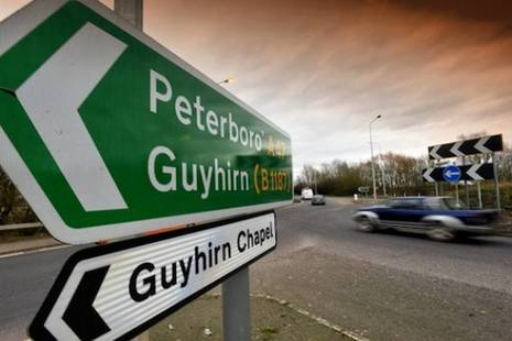 Guyhirn junction