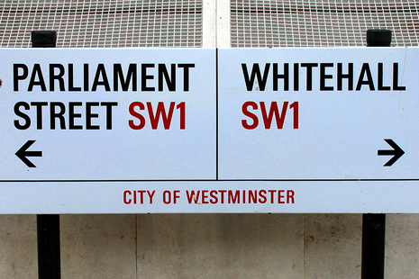 Parliament and Whitehall