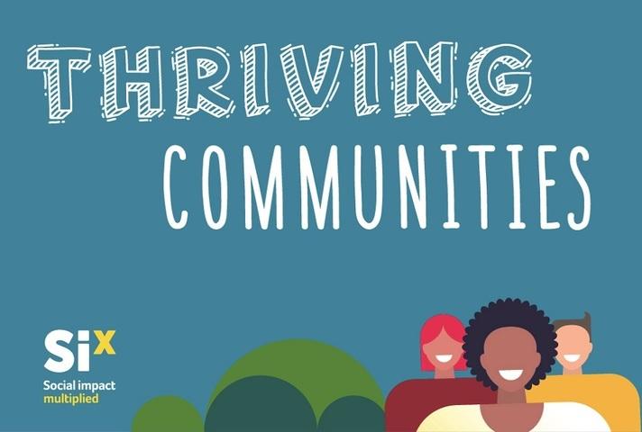 Thriving communites illustration