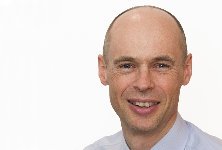 UK Space Agency CEO Graham Turnock