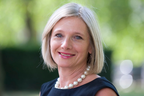 Photograph of the CEO of the Charity Commission, Helen Stephenson.