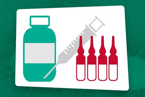 an image of vaccine vials