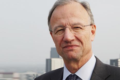 Tony Meggs, Chair of Sellafield Ltd