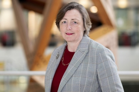 Susanna McGibbon appointed as Treasury Solicitor, HM Procurator General and Permanent Secretary, Government Legal Department' within 'Attorney General's Office