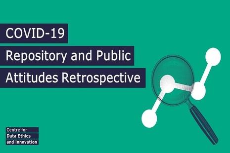 Cover for the CDEI COVID-19 Repository and Public Attitudes Retrospective