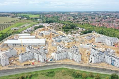 Wellingborough prison