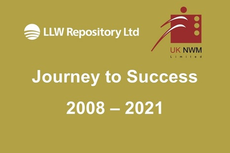Journey to Success Graphic