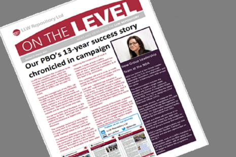 On The Level - Issue 27 March 2021