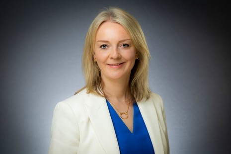 Photo of Liz Truss MP