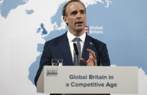 Read 'A force for good: Global Britain in a competitive age' article