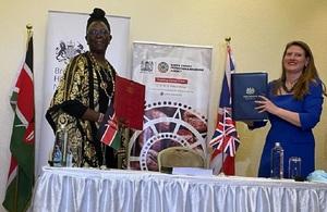 UK_Kenya Trade agreement