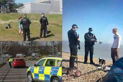 Sizewell CNC officers launch Project Servator