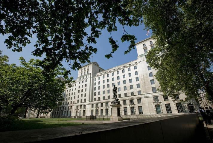 MOD Main Building, Whitehall.