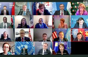 UNSC briefing on UNMIK (UN Photo)