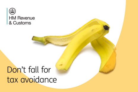 Don't fall for tax avoidance
