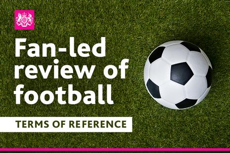 Fan-led review of football governance