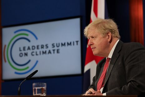 PM at Climate Leader's Summit