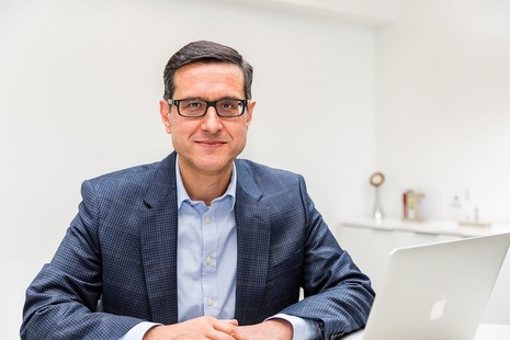Innovate UK CEO Indro Mukerjee