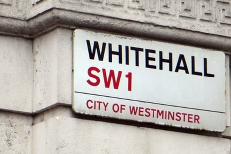 Image of Whitehall road name