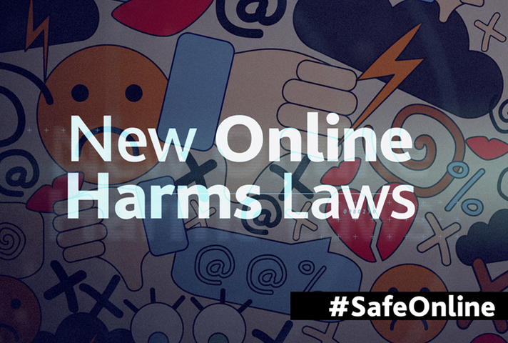 Online Harms Laws staying Safe Online