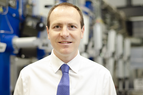 Professor Ian Chapman - UKAEA's CEO