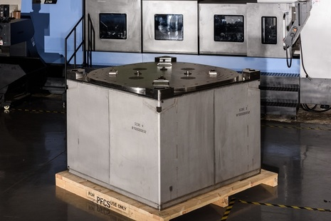 3 metre cubed box