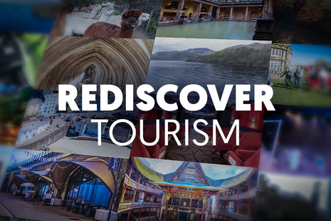 Rediscover Tourism on a gallery of tourism images