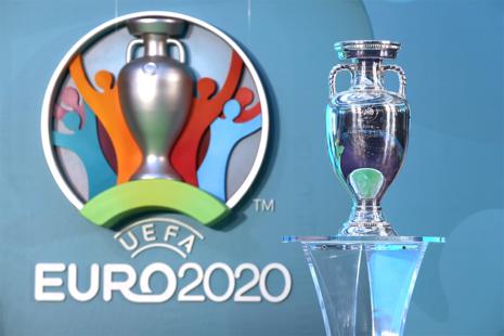 Euro 2020 branded image