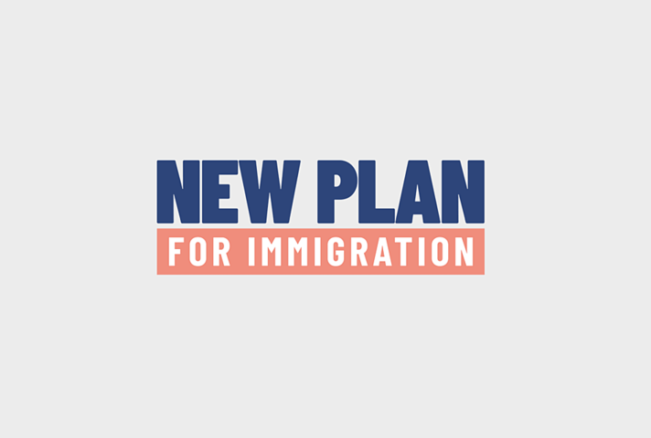 New plan for immigration