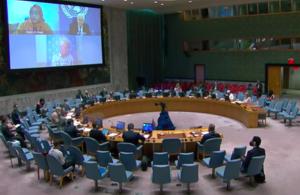 UNSC briefing on Yemen