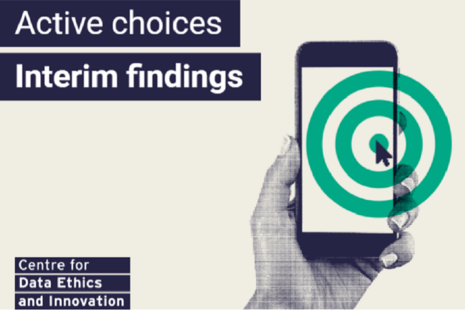 Active Choices: Interim findings