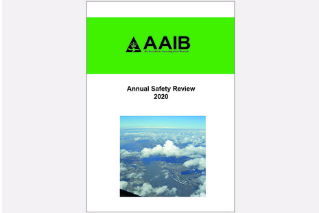 Annual Safety Review cover