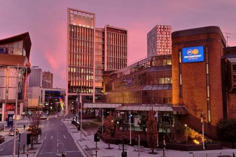 Image of Cariff city centre