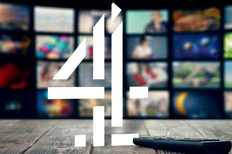 Channel Four branded image