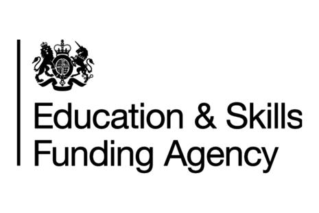 The ESFA logo.