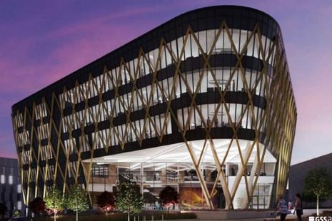 National Innovation Centre for Data, Newcastle