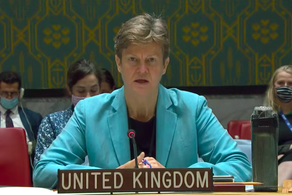 'Attacks on humanitarian operations are an assault on basic human values'