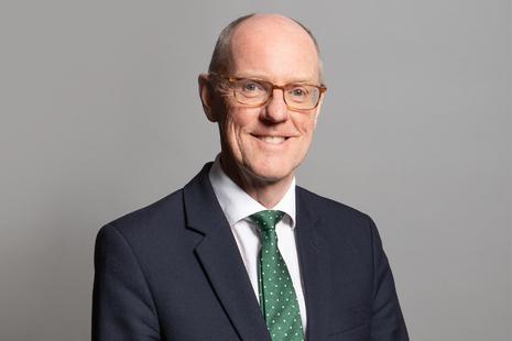 Minister Nick Gibb