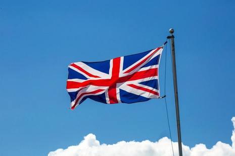 Image of United Kingdom flag