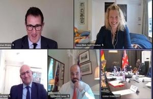 UK-Ghana business council meeting