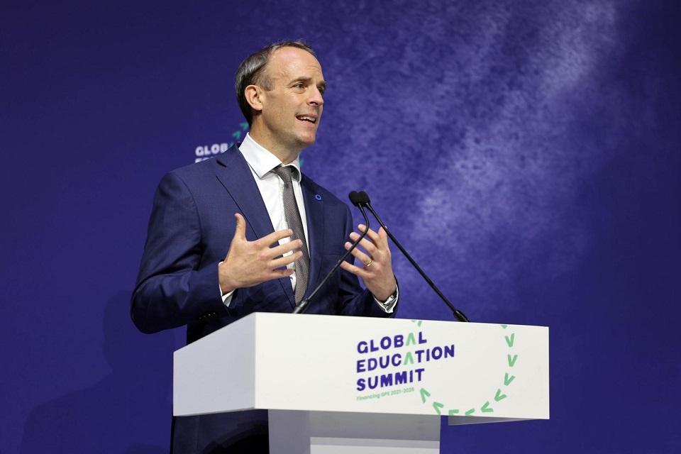 Global Education Summit: Foreign Secretary's speech