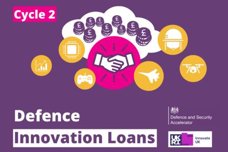 Defence Innovation Loans