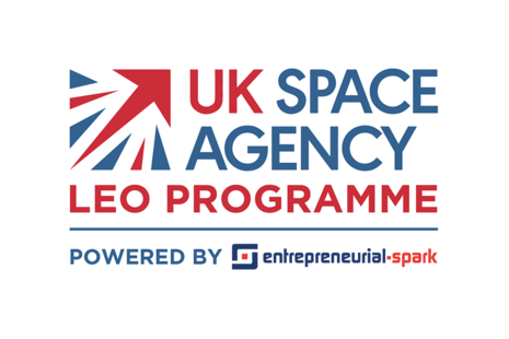 UK Space Agency LEO Programme. Powered by Entrepreneurial Spark.