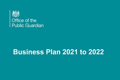 OPG Business Plan 2021 to 2022