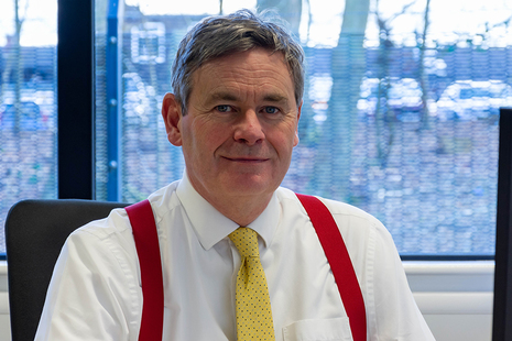 Simon French, Chief Inspector of Rail Accidents