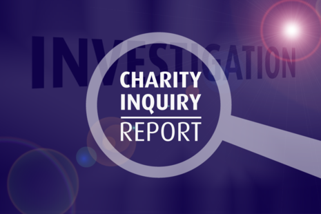 Charity inquiry report